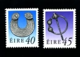 IRELAND/EIRE - 1992  IRISH HERITAGE AND TREASURES  V  SET  MINT NH - 1949-... República Irlandése