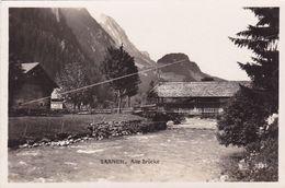 154/ Saanen, Alte Brücke - VD Vaud