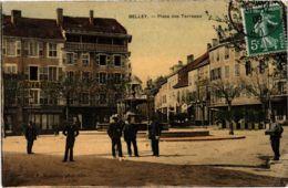 CPA BELLEY - Place Des Terreaux (89053) - Belley