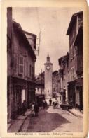 CPA TREVOUX Grande Rue Beffroi (89066) - Trévoux