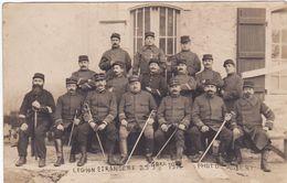 Cpa LEGION ETRANGERE 259 BRE 1914 PHOTO AUBERT - Régiments