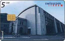 = SWITZERLAND - EXPIRY DATE  2001   =  MY COLLECTION - Switzerland