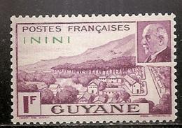 ININI    NEUF ** - Unused Stamps