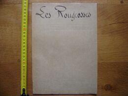 1863 Ancien Acte Manuscrit Proces Verbal BORNAGE Les Rougeosses TIL CHATEL 21 - Manoscritti