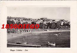 REGGIO CALABRIA - LIDO VIAGGIATA 1950 ANIMATA - Reggio Calabria