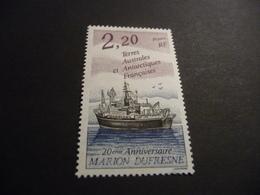 TIMBRE    TAAF   N  174      COTE  1,25  EUROS    1993   NEUF  LUXE** - Terres Australes Et Antarctiques Françaises (TAAF)