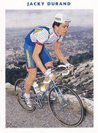 Cyclisme  -  Jacky DURAND - Cycling