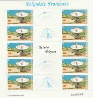 LOT 2064 POLYNESIE N° 306 FEUILLE DE 10 EX ** - Polinesia Francese