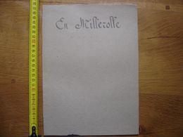 1830 Ancien Acte Manuscrit Proces Verbal BORNAGE En Millerolle TIL CHATEL 21 - Manoscritti