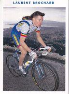 Cyclisme  -  Laurent BROCHARD - Cycling