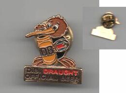 New Zealand, DB Draught, Official Beer Of The Commonwealth Games New Zealand Auckland 1990 - Beverages