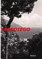 POSITANO - PANORAMA ( 2 ) F/GRANDE  VIAGGIATA 1955 - Salerno