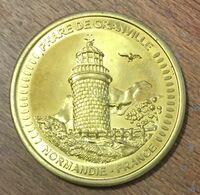 50 PHARE DE GRANVILLE NORMANDIE AMMF MÉDAILLE SOUVENIR 45MM JETON TOURISTIQUE MEDALS TOKENS COINS - Turistici
