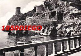 PRAIANO - TORRE SARACENA   F/GRANDE  VIAGGIATA 1959 - Salerno