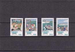 Christmas Nº 357 Al 360 - Christmas Island