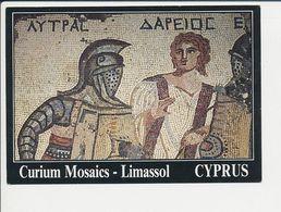 Mosaiques De Curium-Limassol Antiquité Chypre CP-1-500 - Zypern