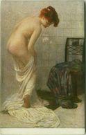 ARTURO NOCI - RADIEUSE / BEAMY - NAKED / NUDE / NU  WOMAN  1910s ( BG1542) - Unclassified