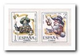 Spanje 1965, Postfris MNH, Holy Year Of St. Jakobus Of Compostela - 1931-Aujourd'hui: II. République - ....Juan Carlos I