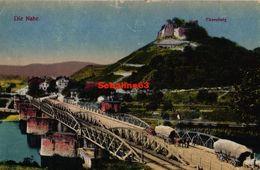 Die Nahe - Ebernburg - 1919 - Bad Muenster A. Stein - Ebernburg