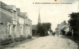 Grace De Guenrouet * La Rue Du Bourg - Guenrouet
