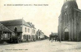 Grace De Guenrouet * Place Devant L'église * Débitant - Guenrouet