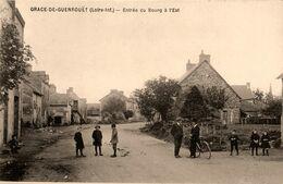 Grace De Guenrouet * Entrée Du Bourg à L'est - Guenrouet