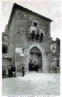 San Marino : Porta San Francesco (CP Ayant Circulé 22-4-1928 Vers Saint-Mard - Virton) - San Marino