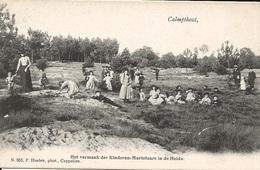 24 Kalmthout Het Vermaak Der Kinderen-martelaars In De Heide Hoelen 550 - Kalmthout