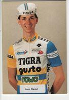 LANZ  DANIEL TIGRA GUSTO 1988 - Cycling