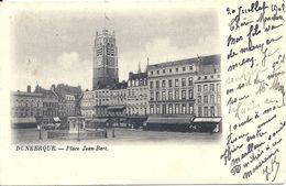 08 - 2020 - NORD - 59 - DUNKERQUE - Place Jean Bart - Dunkerque
