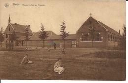 25 Kalmthout Heide Nieuwe School En Klooster Nels. Uitgave M Van Loon Achterbroek Calmpthout - Kalmthout