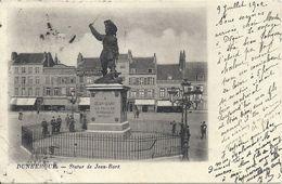 08 - 2020 - NORD - 59 - DUNKERQUE - Statue De Jean Bart - Dunkerque