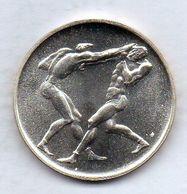 SAN MARINO, 500 Lire, Silver, Year 1980, KM #110 - San Marino