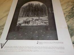 ANCIENNE PUBLICITE VISITEZ L ESPAGNE JARDIN DE LA CASA DE LOS TIROS 1930 - Pubblicitari