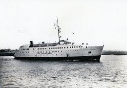 "Calais - Car Ferry ""the Londoner"" Entre Calais Et Londres (CP Circulé 1967 De Ipswich Vers Hamois) - Calais"