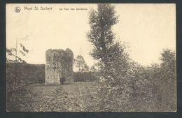+++ CPA - MONT SAINT GUIBERT - La Tour Des Sarrazins - Nels   // - Mont-Saint-Guibert