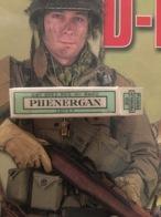 Boîte De Comprimer Plein Allemand Ww2 Militaria Original - 1939-45