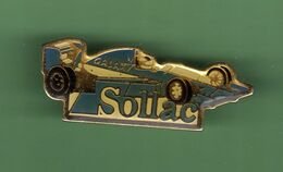 SPORT AUTO F3 *** SOLLAC FOS *** 0018 - Automobilismo - F1