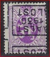 Zegel Nr. 281 Voorafgestempeld Nr. 5864 In Positie D  AALST 1930 ALOST  ;  Staat Zie Scan ! - Precancels