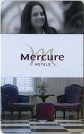 UNGHERIA KEY HOTEL   Hotel Mercure Budapest City Center - Chiavi Elettroniche Di Alberghi