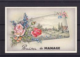 Manage Carte BAISER DE MANAGE - Manage