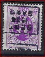 Zegel Nr. 281 Voorafgestempeld Nr. 5881 In Positie D GENT 1930 GAND ; Staat Zie Scan ! Inzet Aan 5 €  ! - Precancels
