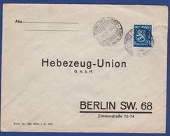 Beleg (aa1864) - Lettres & Documents
