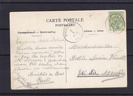 N° 83 / Carte De Modave - 1893-1907 Coat Of Arms