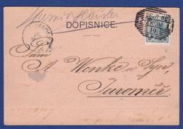 Beleg (aa1869) - Briefe U. Dokumente
