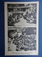 AGAPES DE CHRÉTIENS THIBÉTAINS RÉUNIS POUR UNE FÊTE - Tíbet