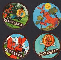 Stikers Canguro Calzature Cavaion Veronese Verona Mongolfiera Enrico Albertosi Footwear Kangaroo Hot Air Balloo FAS00064 - Sammelbilder, Sticker