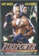 Dvd Firepower - Action, Aventure