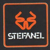 Stikers Stefanel Ponte Di Piave Treviso Abbigliamento Clothing Vêtements FAS00066 - Sammelbilder, Sticker