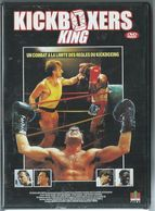 Dvd Kickboxers King - Action, Aventure